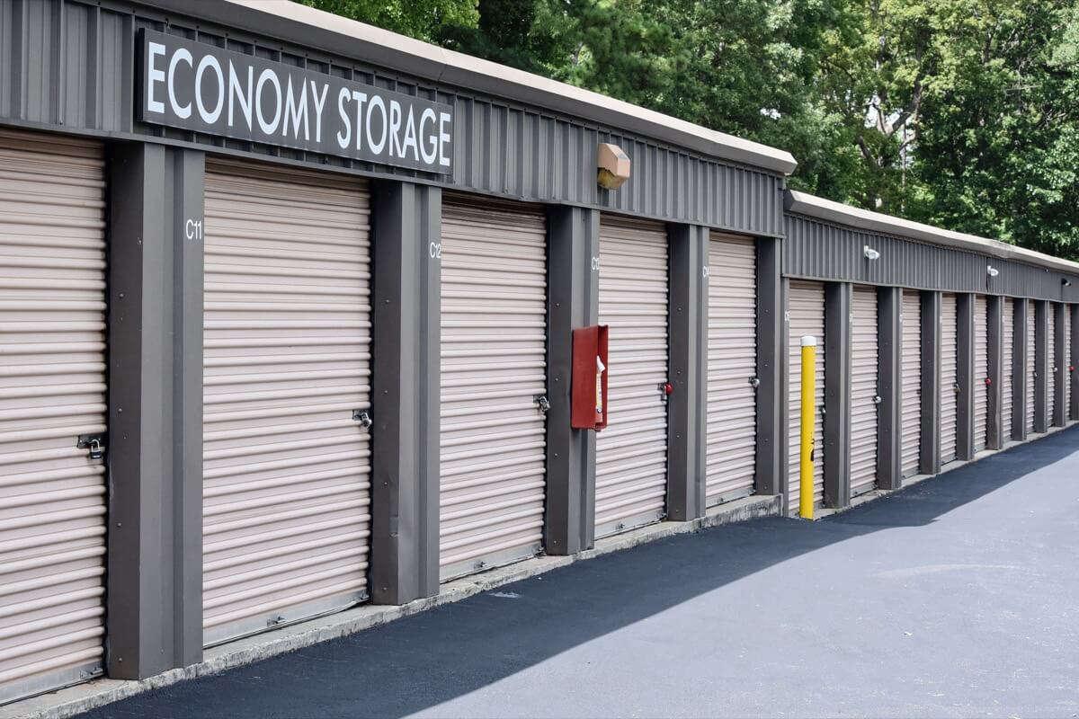 Economy Storage Units