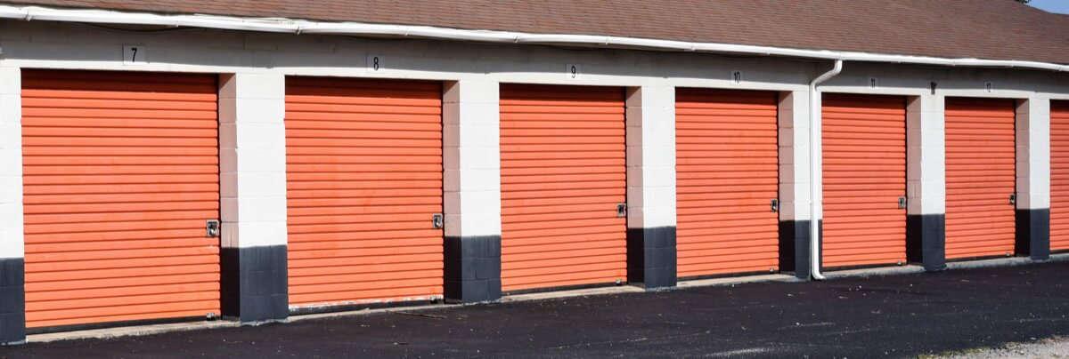 Economy Storage Clayton Units