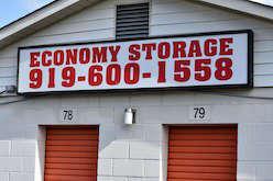Economy Storage Clayton