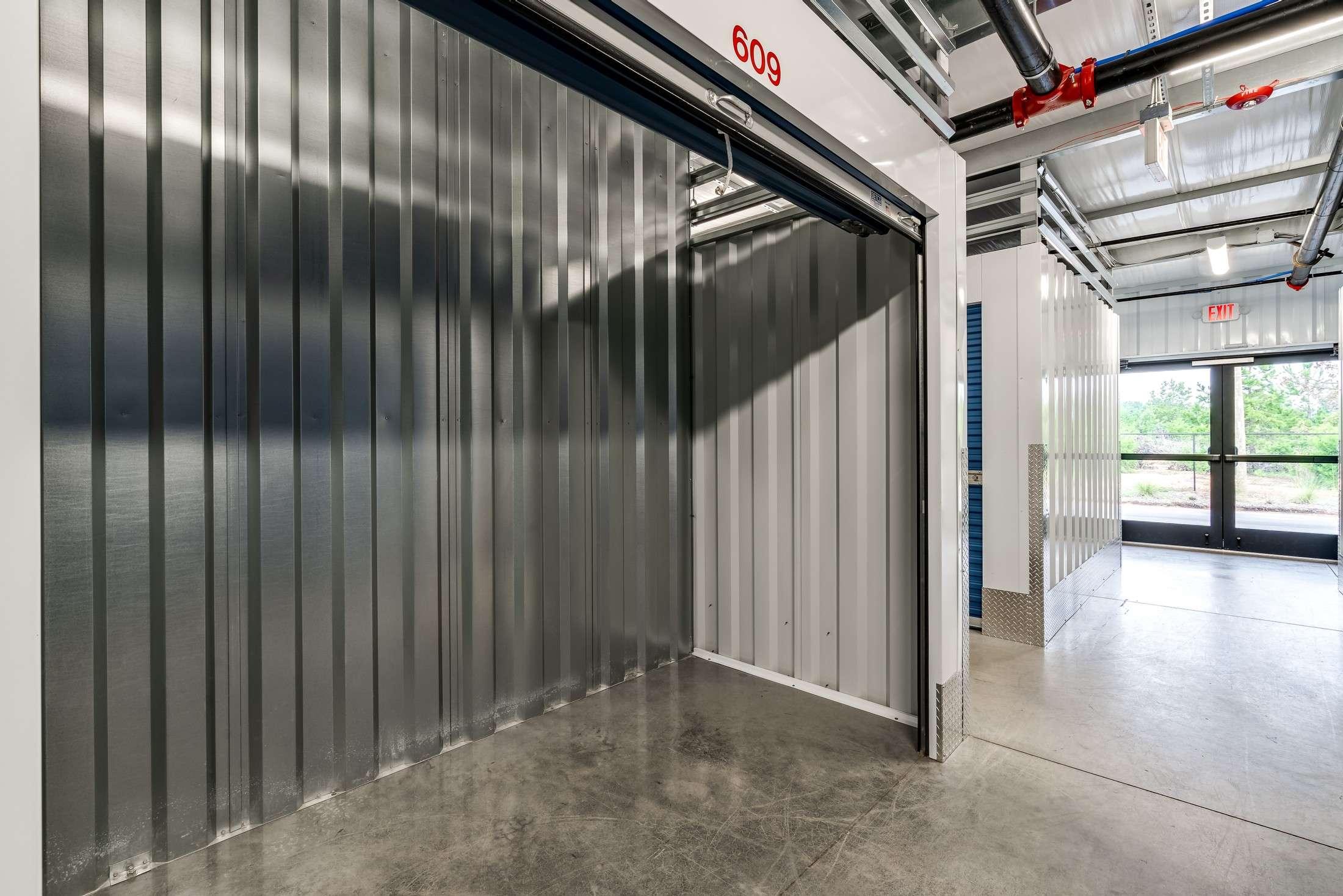 Unit 609 interior