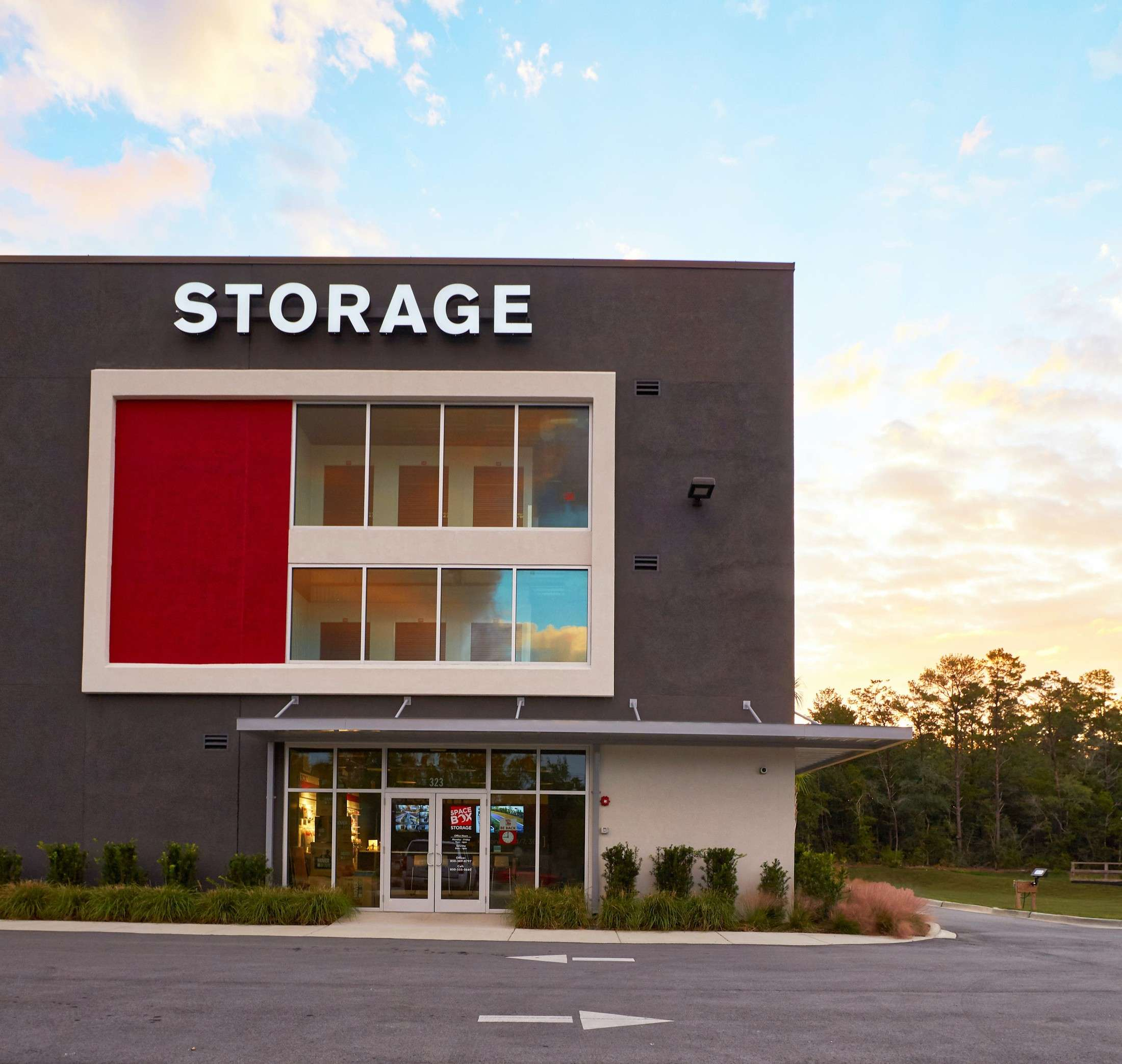SpaceBox Storage